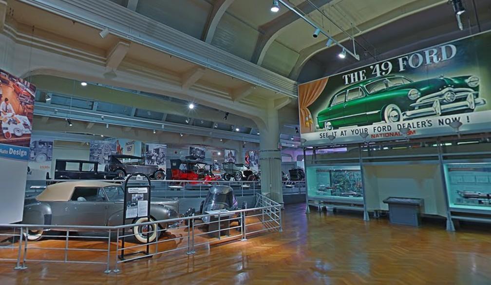 Imagem do Henry Ford Museum — Foto: Reprodução