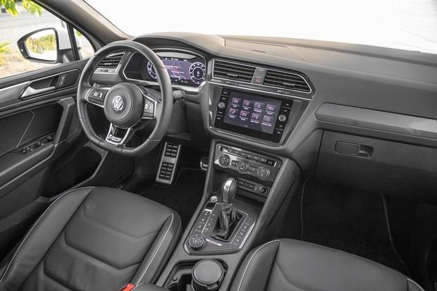 Volkswagen Tiguan Allspace R-Line (Foto: Marcos Camargo/AE)