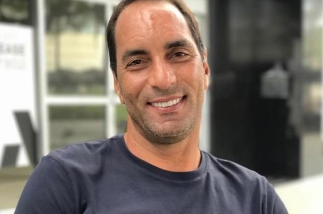 O jogador Edmundo fará série no Globoplay (Foto: Reprodução)
