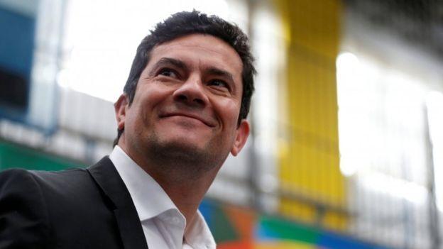 'Moro seria recebido muito positivamente', diz ex-embaixador dos EUA sobre eventual ministério (Foto: Reuters/Rodolfo Buhrer via BBC News Brasil)