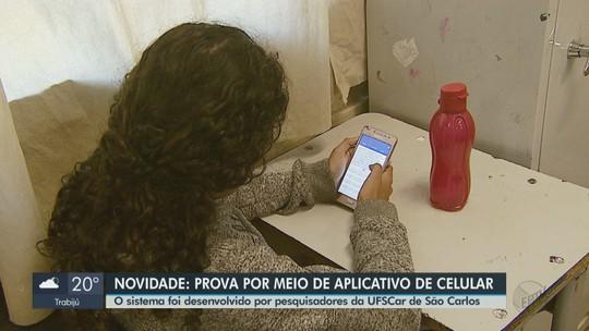 Alunos de São Carlos e região farão avaliação do ensino por aplicativo de celular pela 1ª vez