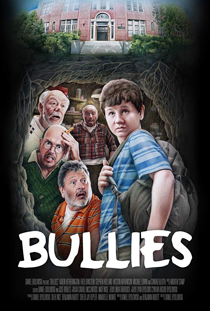 Cartaz de 'Bullies' (Foto: Bullies/Divulgação)