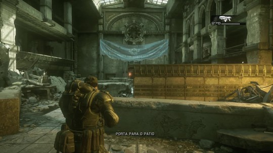 Detonado de Gears of War: Ultimate; como zerar o game para Xbox One
