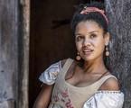 Heslaine Vieira é Zayla | TV Globo