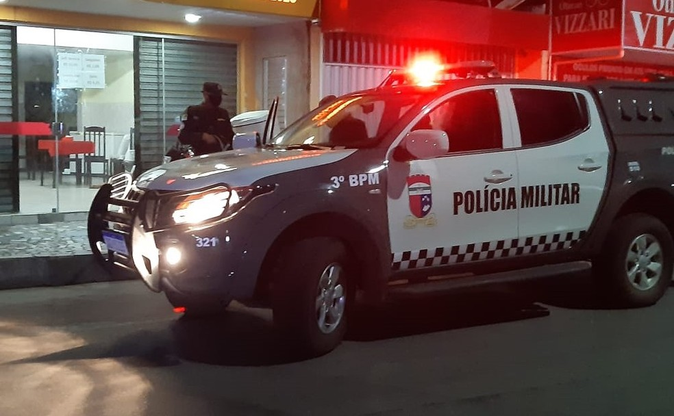 Jovem de 21 anos foi morto na frente da namorada em São José de Mipibú — Foto: Sérgio Henrique Santos/Inter TV Cabugi