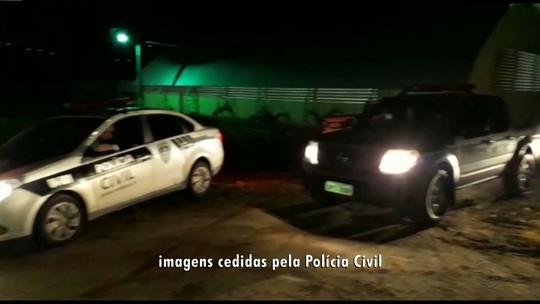 Operação prende nove pessoas em Campina Grande e região