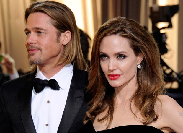 Angelina Jolie e Brad Pitt (Foto: Gettyimages)