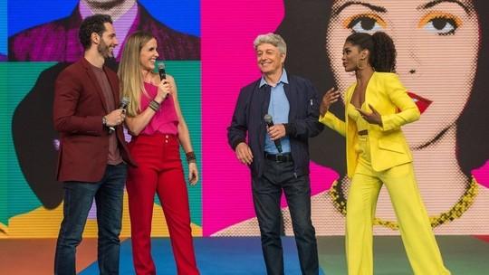 Retrospectiva social da Globo reúne grande elenco; assista