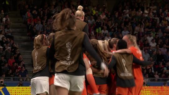 Itália e Holanda se classificam para as quartas de final da Copa do Mundo de Futebol Feminino