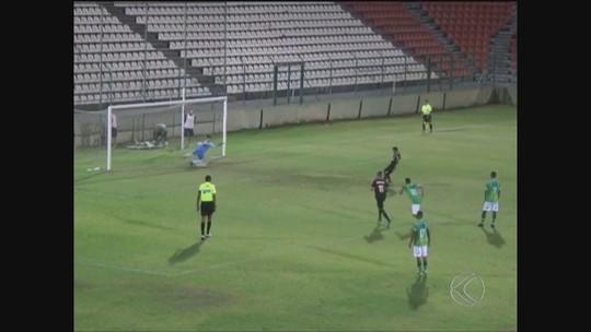 Uberlândia perde para Atlético-PR na segunda rodada da Taça BH