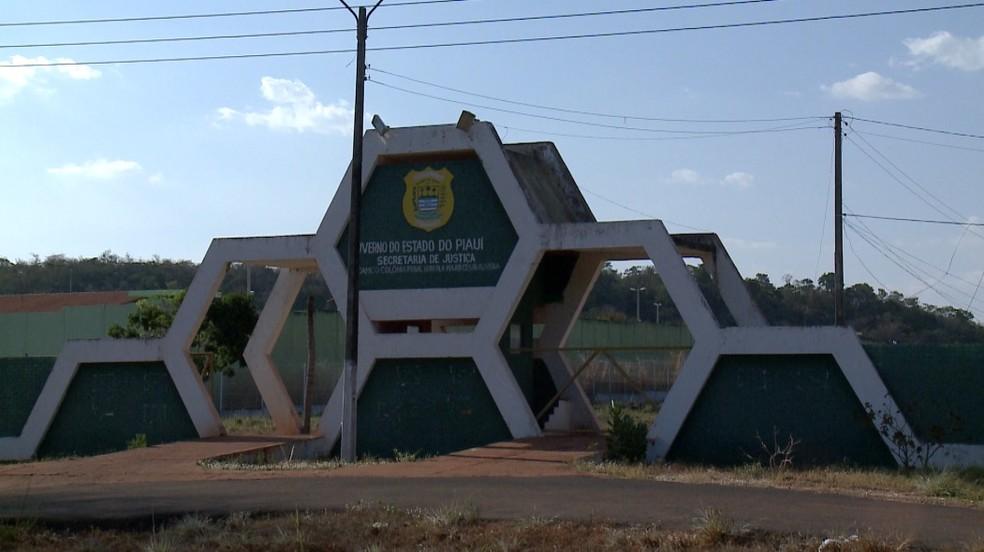 Colônia Agrícola Major César, onde o menino foi achado (Foto: Reprodução/TV Clube)