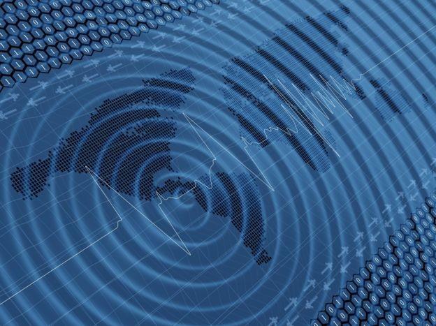Os pesquisadores usaram ondas sonoras para calcular a quantidade de diamante no interior da Terra (Foto: Getty Images via BBC)