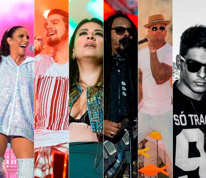 Festival de Verão Salvador começa neste sábado com transmissão ao vivo do G1