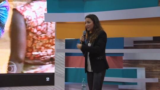Roteirista do 'Encontro com Fátima Bernardes' participou do 'Roda Aí'