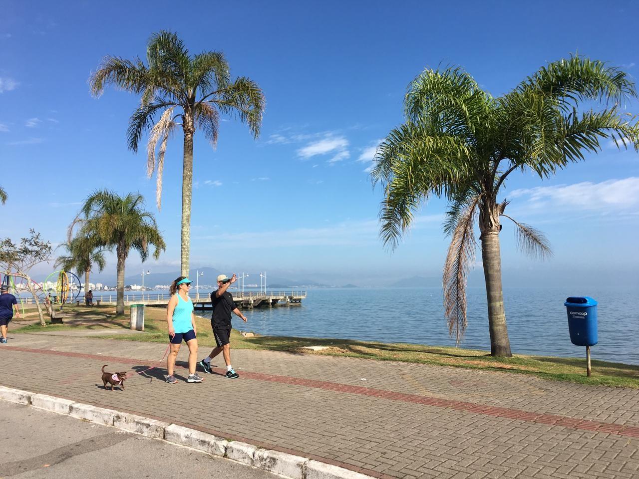 Sábado será de sol, calor e poucas nuvens em Santa Catarina
