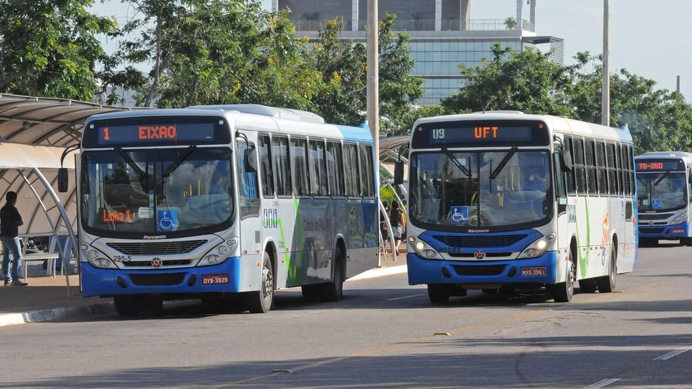 Transporte público de Palmas segue reduzido mesmo após fim da ...
