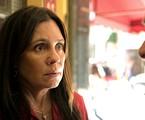 Adriana Esteves é Thelma em 'Amor de mãe' | Reprodução