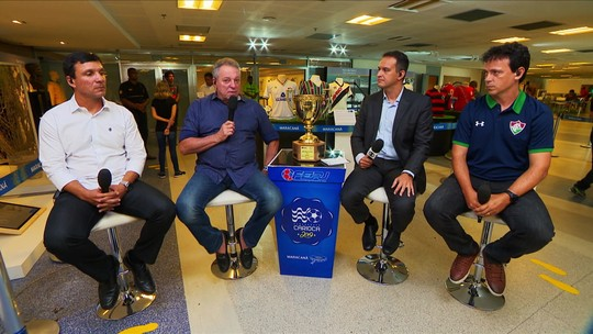 Comentaristas falam sobre a estreia do Campeonato Carioca 2019