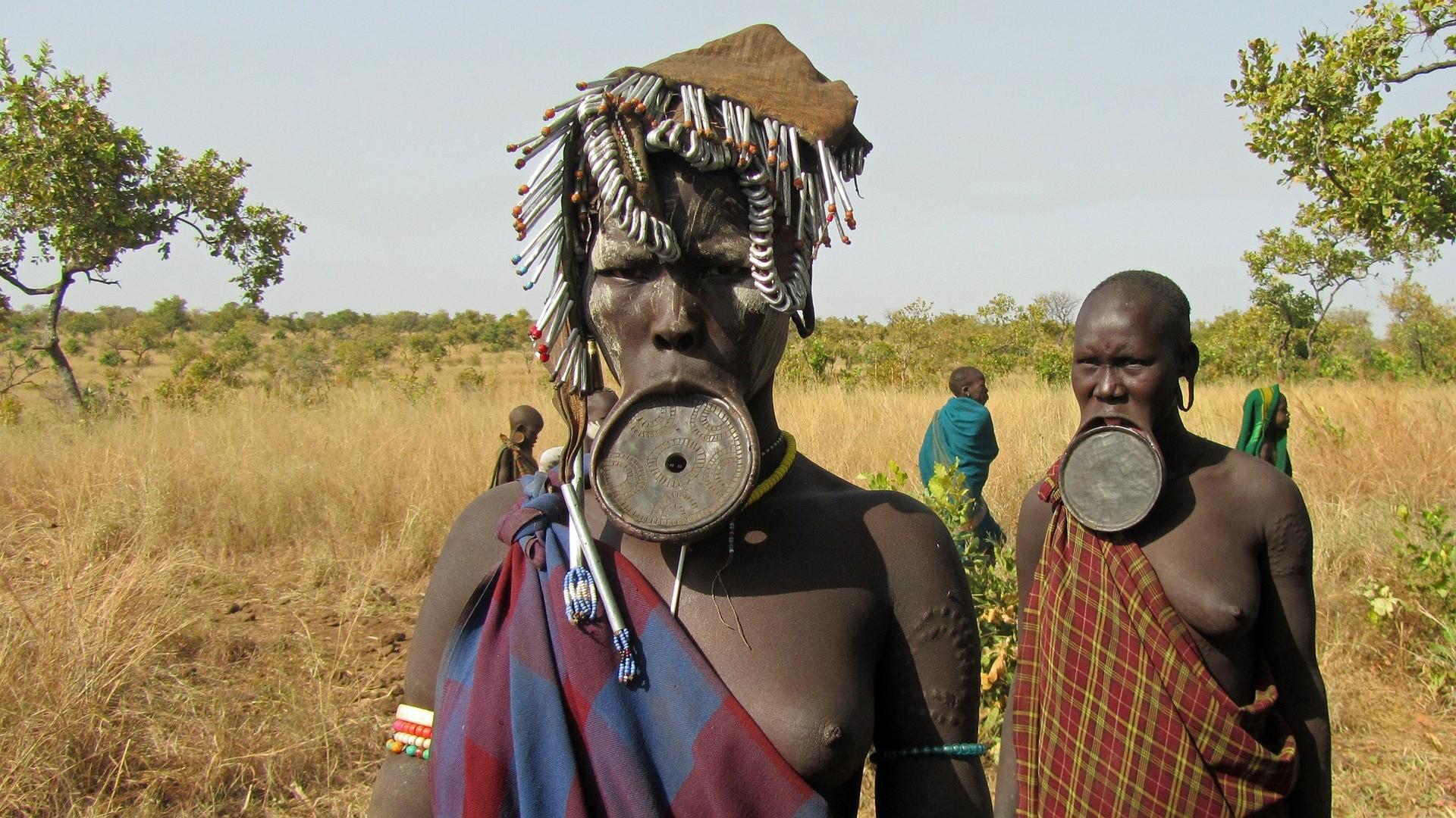Manutenção dos povos nativos em seu território tem relação com preservação ambiental (Foto: Pixabay)