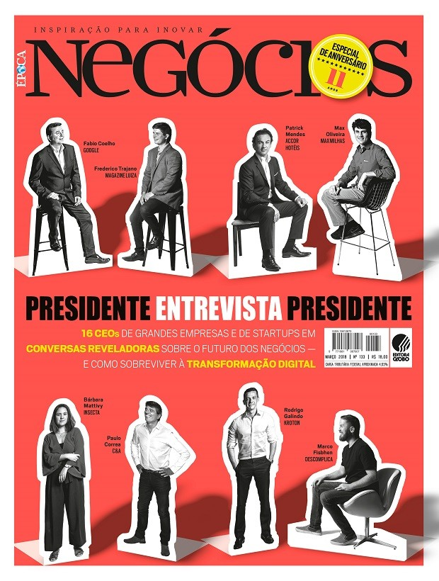 Edição de março de 2018 de Época NEGÓCIOS - 620  (Foto: Época NEGÓCIOS)