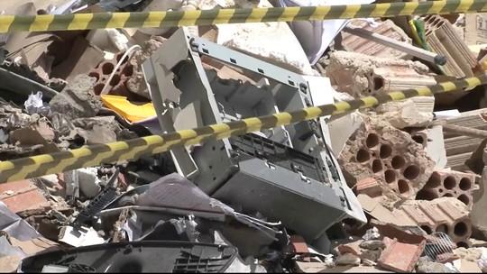 Homem diz ter 'perdido' prédio com 11 apartamentos após ataque a banco