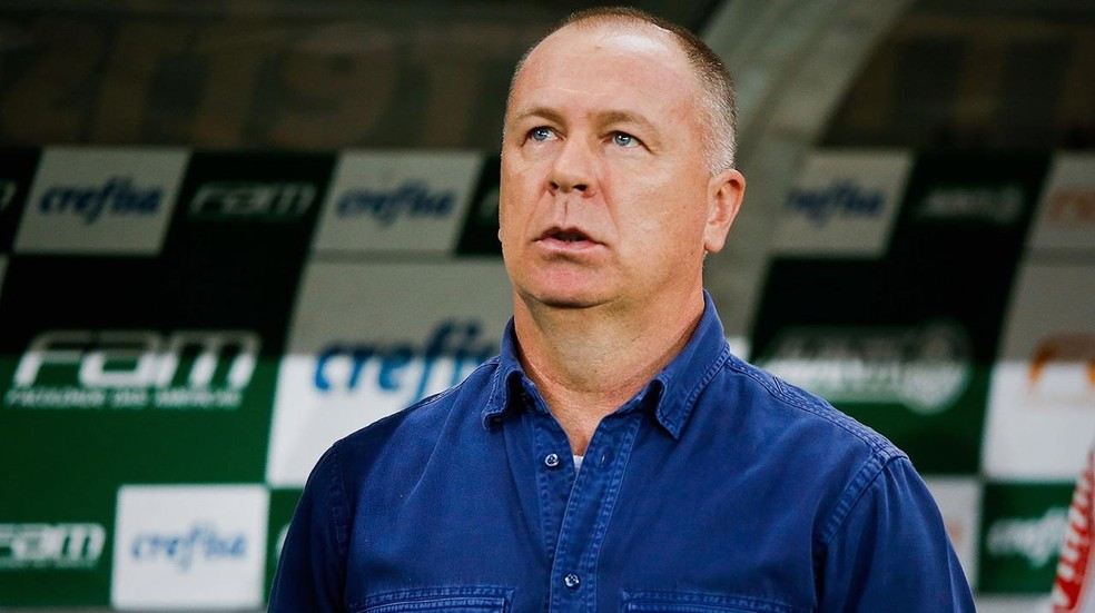 Torcedor do Palmeiras, você gostou da contratação do técnico Mano Menezes?