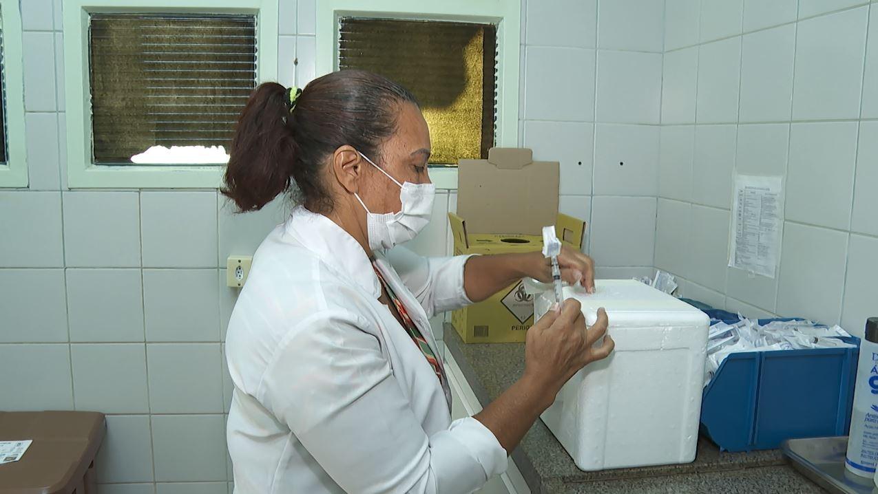 Covid-19: Vagas para vacina em pessoas com deficiência e transplantados se esgotam em Ribeirão Preto, SP