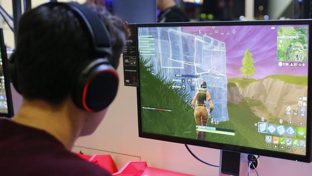 O mercado de games no Reino Unido movimenta cerca de U$ 6,4 bilhões por ano (Foto: Getty Images)