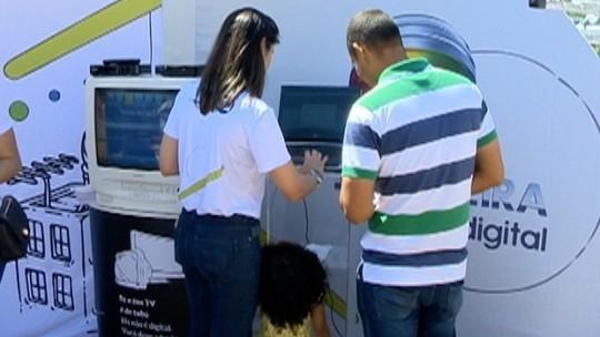 Estação Digital da TV Fronteira orientará sobre o desligamento do sinal analógico