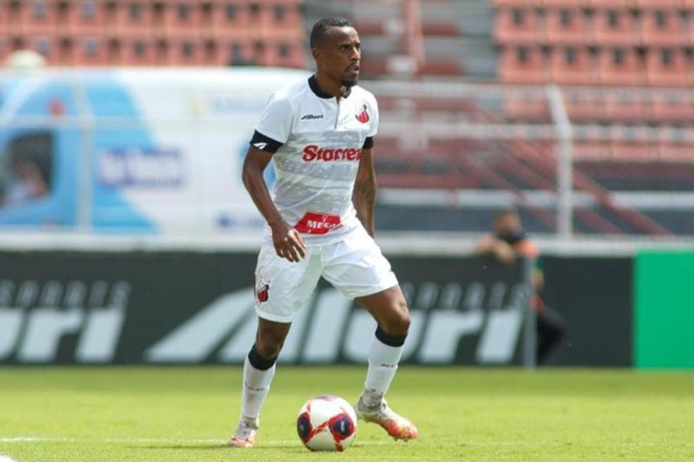 Jeferson disputou o último Paulistão pelo Ituano  — Foto: Miguel Schincariol/Ituano FC