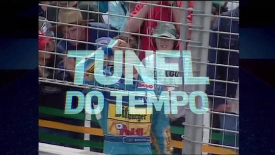 Férias velozes: SporTV traz 15 novas edições do Túnel do Tempo