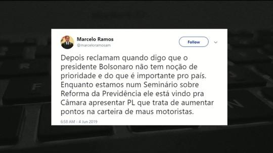 'Bolsonaro não tem noção de prioridade', diz presidente da comissão da Previdência