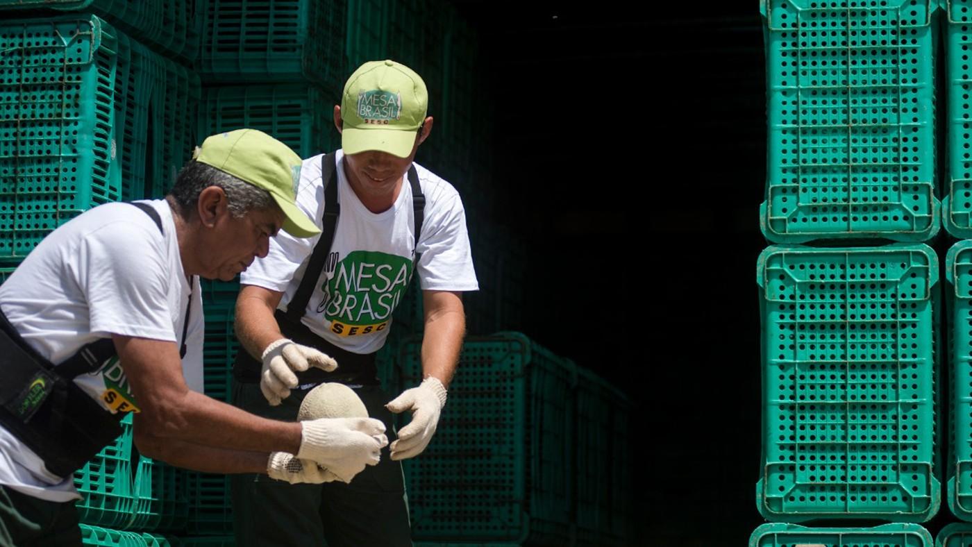 Projeto de combate à fome doa 500 toneladas de alimentos na Paraíba durante pandemia