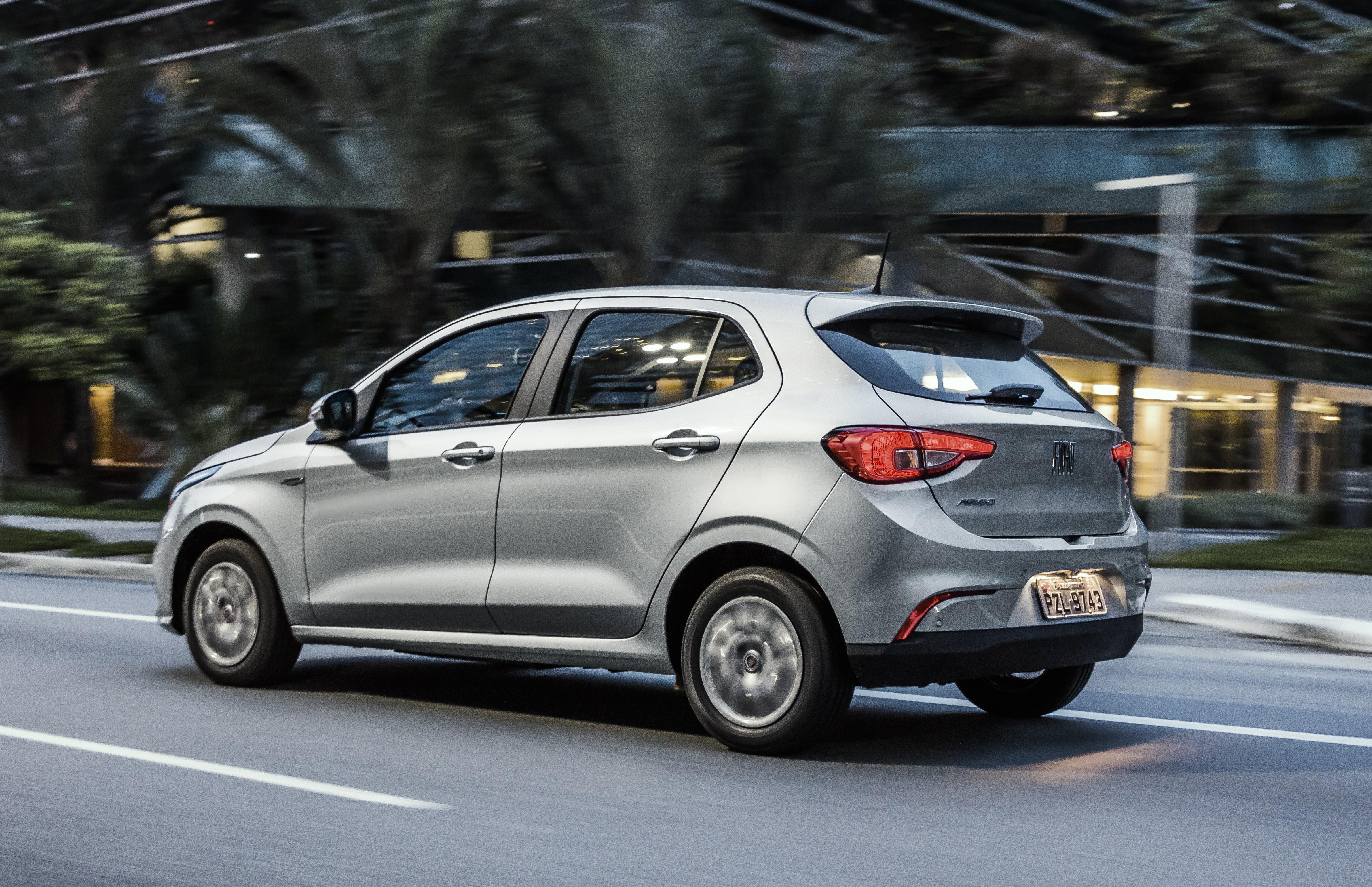 Fiat Argo Drive 1.0 (Foto: Divulgação)