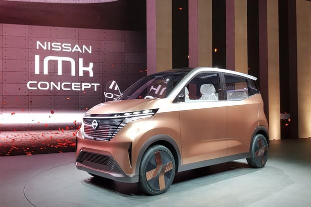 Nissan IMk Concept (Foto: Ulisses Cavalcante/Autoesporte)
