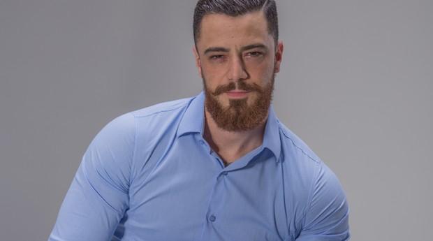 O ator e empresário Felipe Titto (Foto: Divulgação)