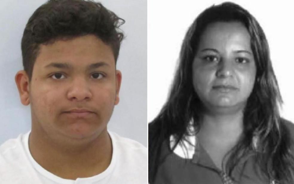 Bruno e Rosa Ana foram mortos dentro de casa em Sertãozinho, SP — Foto: Reprodução