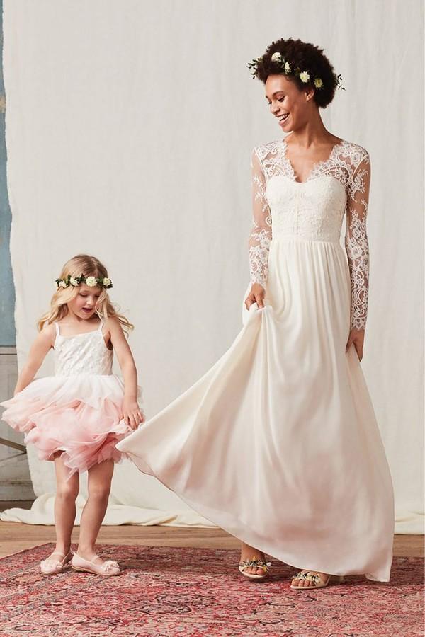 Vestido da H&M é quase igual ao de Kate Middleton (Foto: Reprodução)