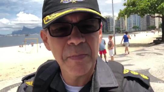 Niterói tem 40% da frota de carros da PM fora de funcionamento, diz comandante de batalhão