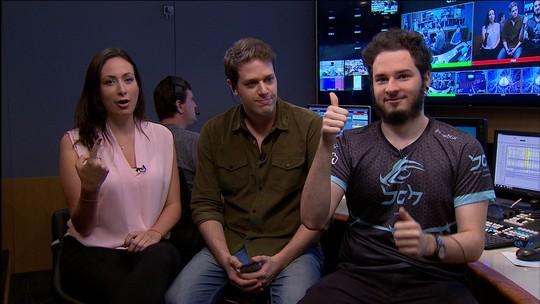 """Matheus """"Neil"""" Kroeber concorre ao melhor prêmio jogador do Brasil de Overwatch"""