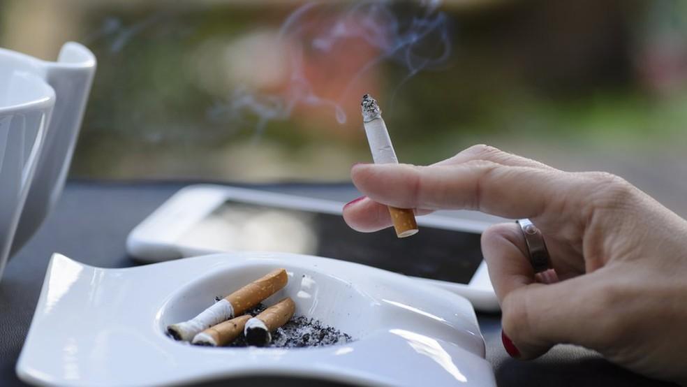 O custo das mortes por tabagismo no Brasil foi estimado em US$ 402 milhões por ano (Foto: Getty Images)
