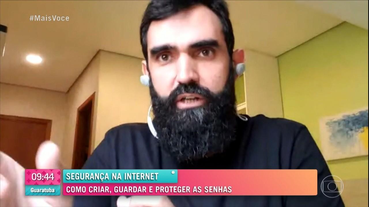 Especialista em segurança cibernética dá dicas para proteger suas senhas
