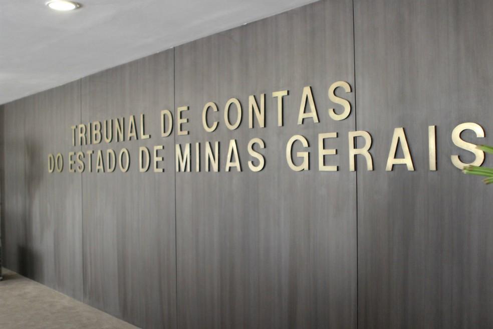 TCE-MG Tribunal de Contas do Estado de Minas Gerais — Foto: Divulgação/TCEMG