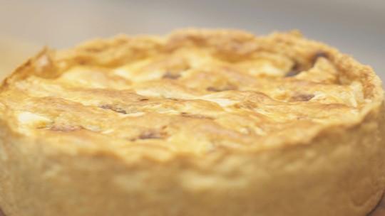 Torta de Frango na Air Fryer