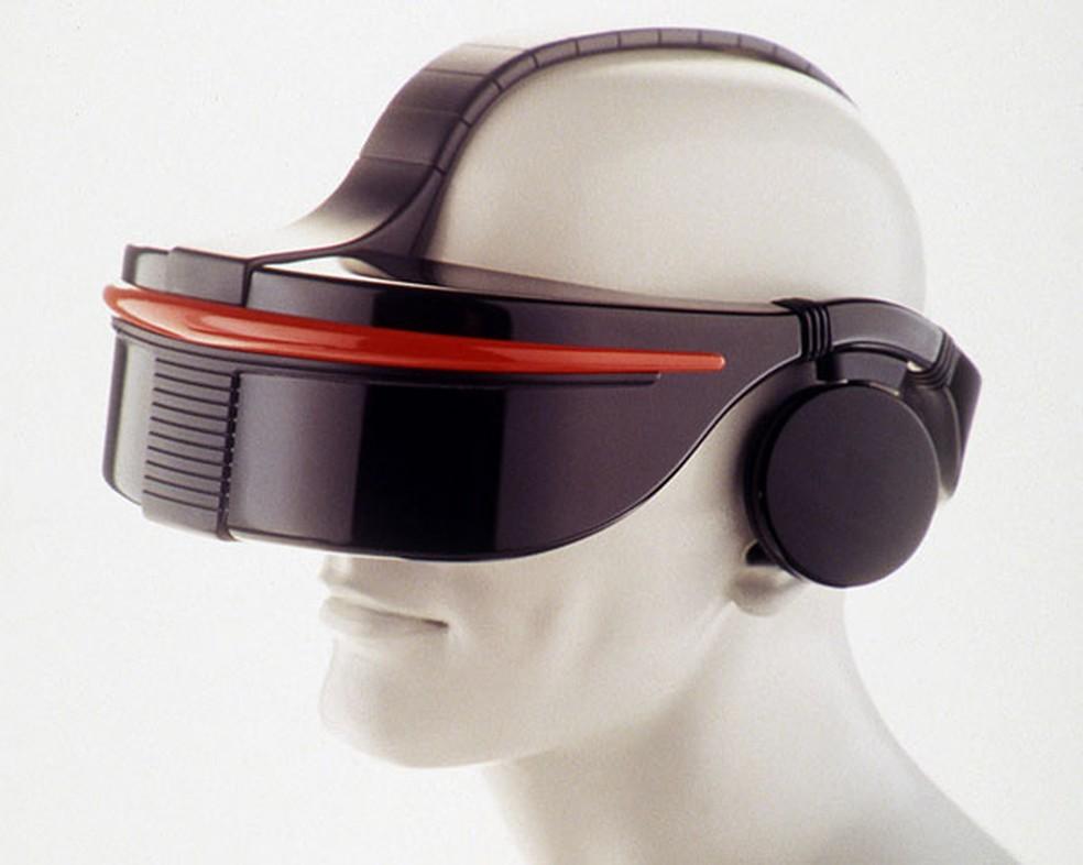 Sega VR: experimento não deu certo na época  — Foto: Reprodução/Sega Retro