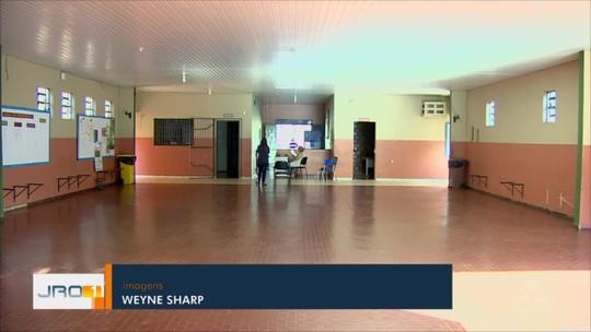 Escola estadual está sem aulas há mais de 15 dias em Porto Velho devido furto da fiação elétrica