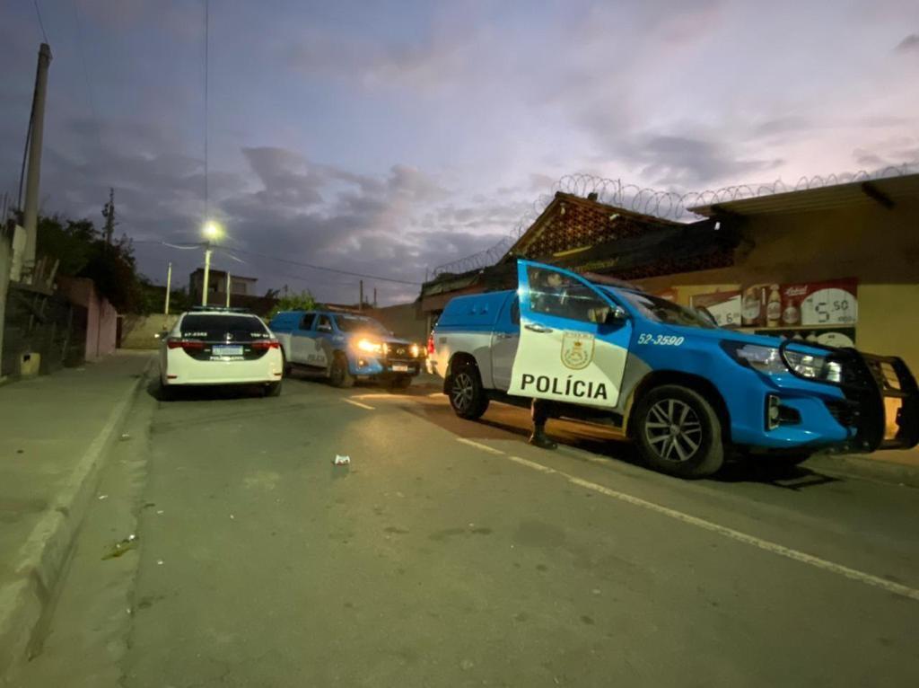 Sete suspeitos são presos em operação em Três Rios contra o tráfico de drogas
