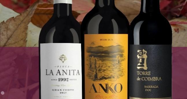 Total Vinhos: kits dão direito a aulas com especialistas