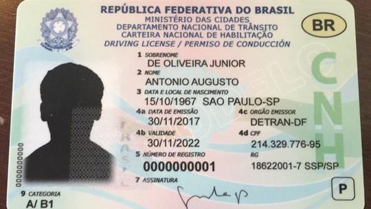 Foto: (Divulgação/Denatran)