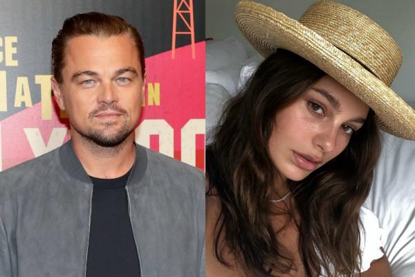 Leonardo DiCaprio e Camila Morrone (Foto: Getty Images)